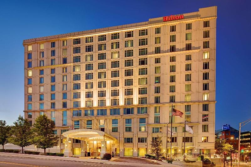General view Hilton Providence