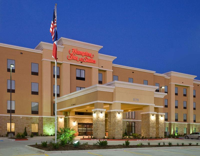 General view Hampton Inn & Suites New Braunfels
