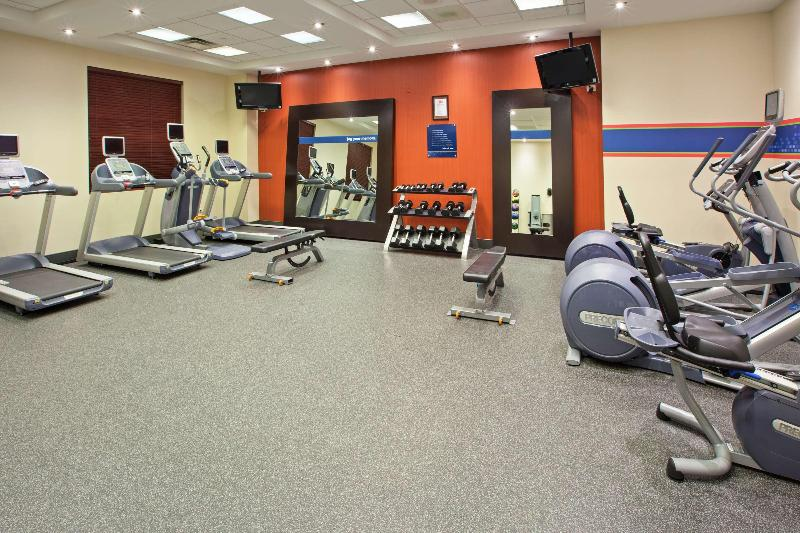 Sports and Entertainment Hampton Inn & Suites Chicago North Shore Skokie