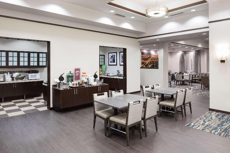 Restaurant Hampton Inn & Suites Chicago North Shore Skokie
