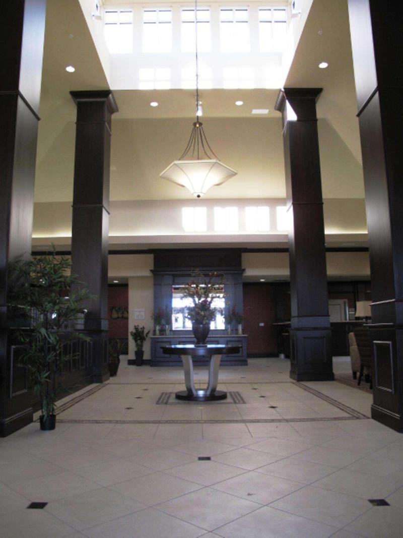 General view Hilton Garden Inn Clovis