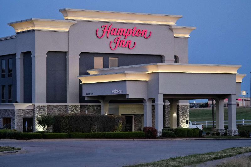General view Hampton Inn Oklahoma City/yukon