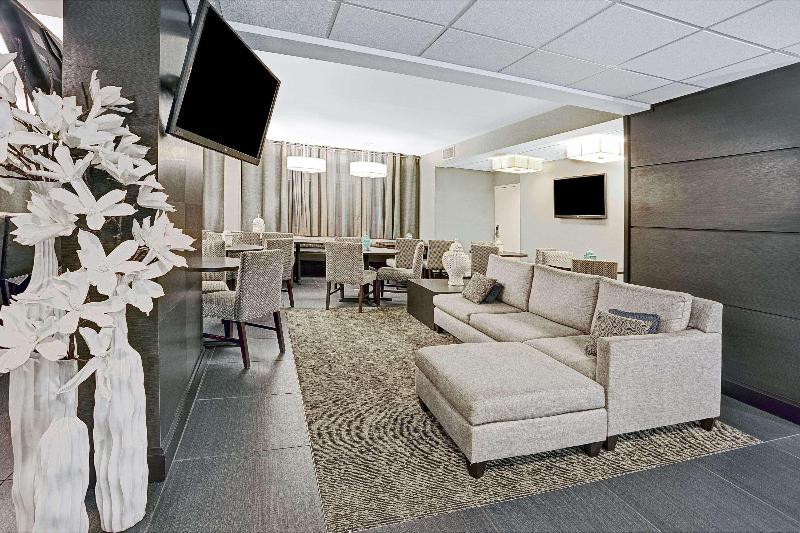 Lobby Wingate By Wyndham Richardson/dallas