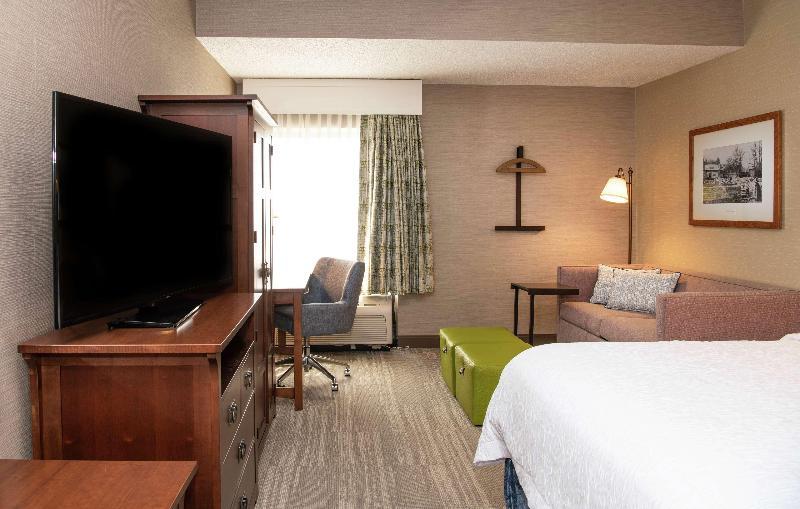 Room Hampton Inn & Suites Rochester Victor