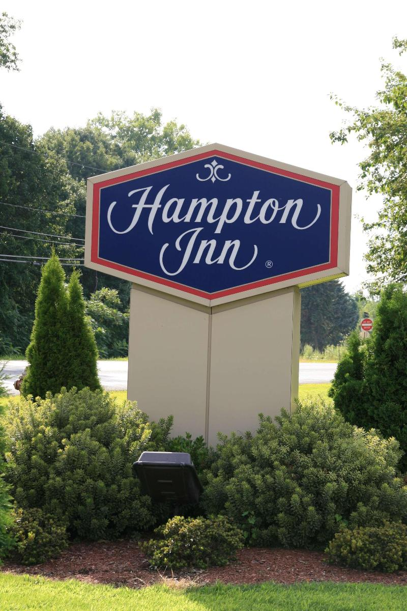 General view Hampton Inn Hadley-amherst Area