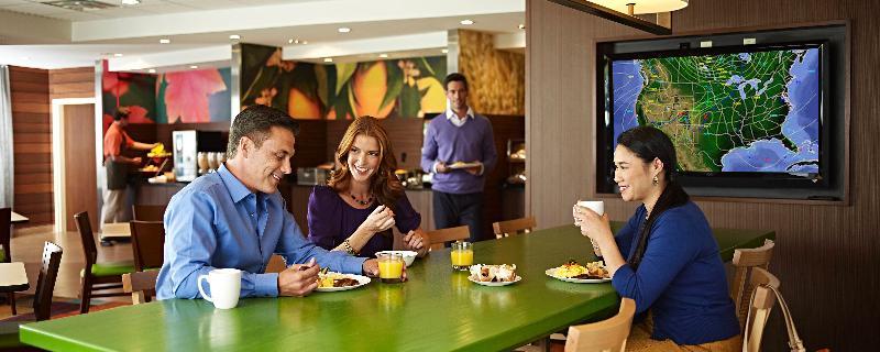 Restaurant Fairfield Inn & Suites Santa Fe