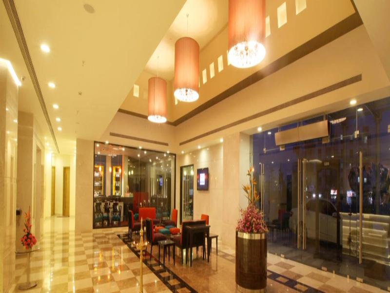 Lobby Noorya Hometel Pune