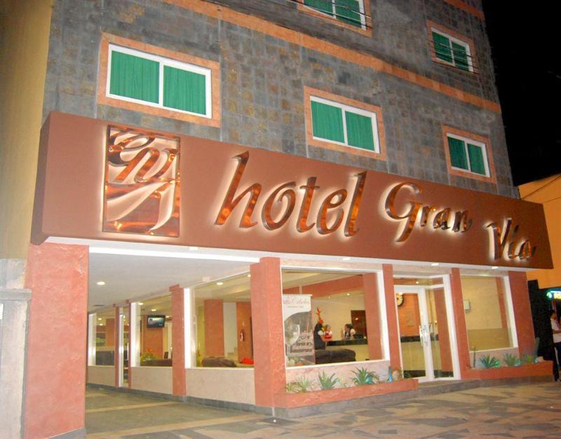 General view Gran Via