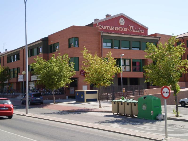 General view Apartamentos Veladiez