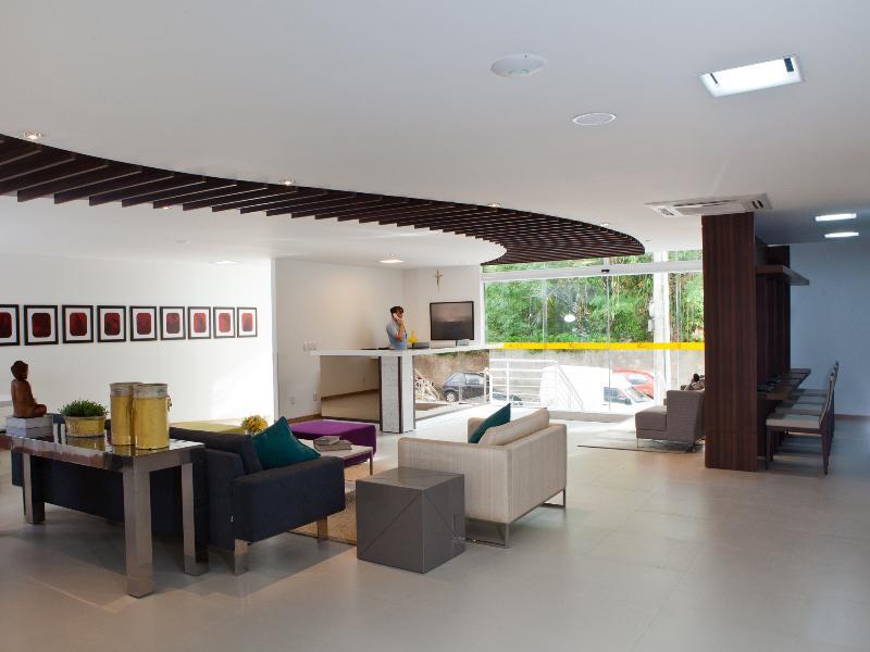 Lobby Al Mare Palace Hotel