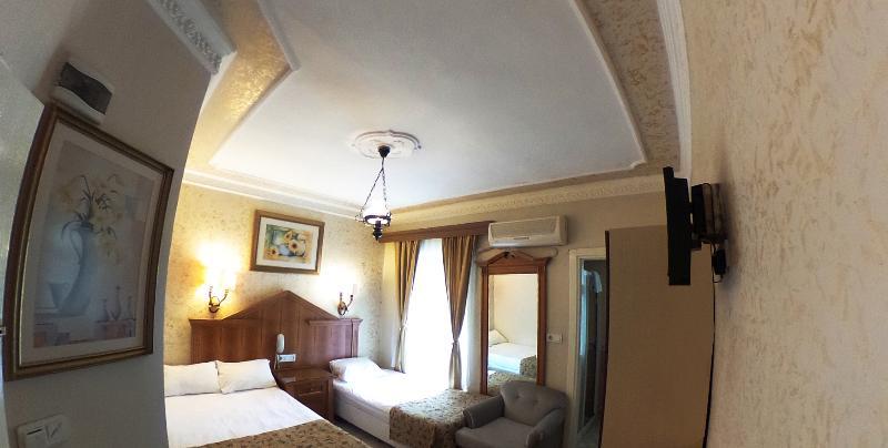 Room Tiyatro Hotel Oldcity