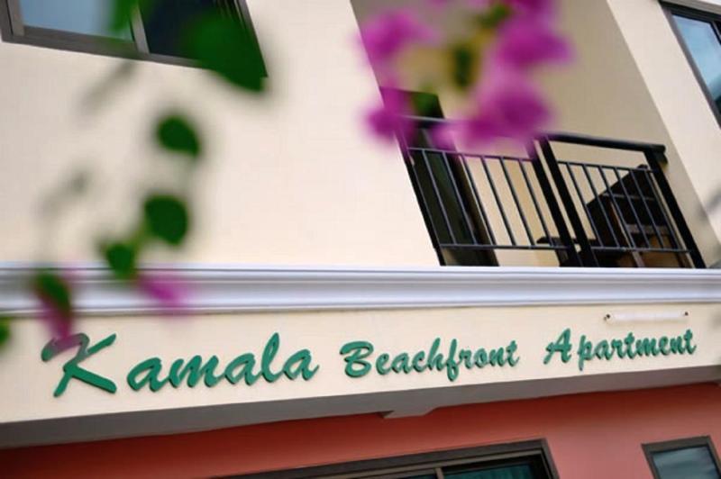 Kamala Beach Front Apartment - Hotel - 3