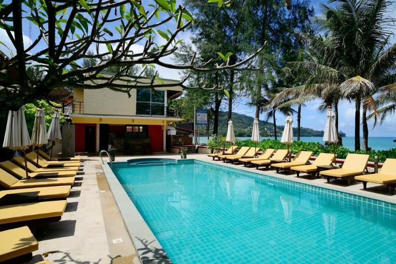Kamala Beach Front Apartment - Hotel - 5