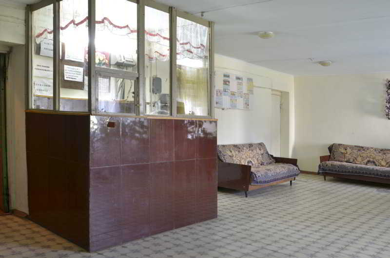 Lobby Hostel 2 Of Kmape