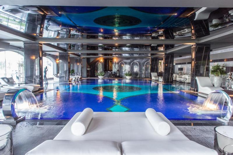 Pool Edem Resort Medical & Spa