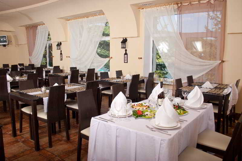 Restaurant Edem Resort Medical & Spa