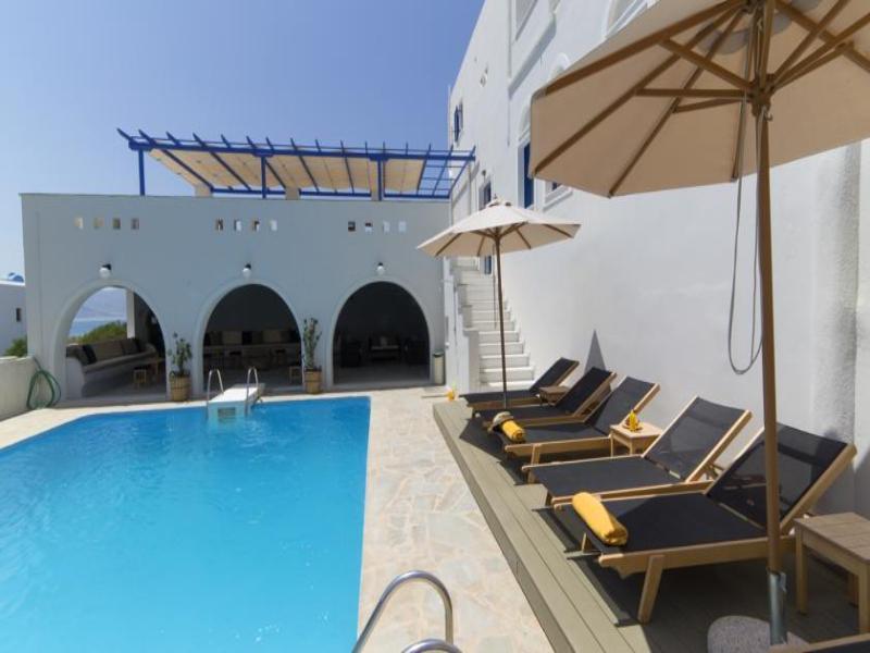 Semeli Hotel Naxos - Hotel - 2