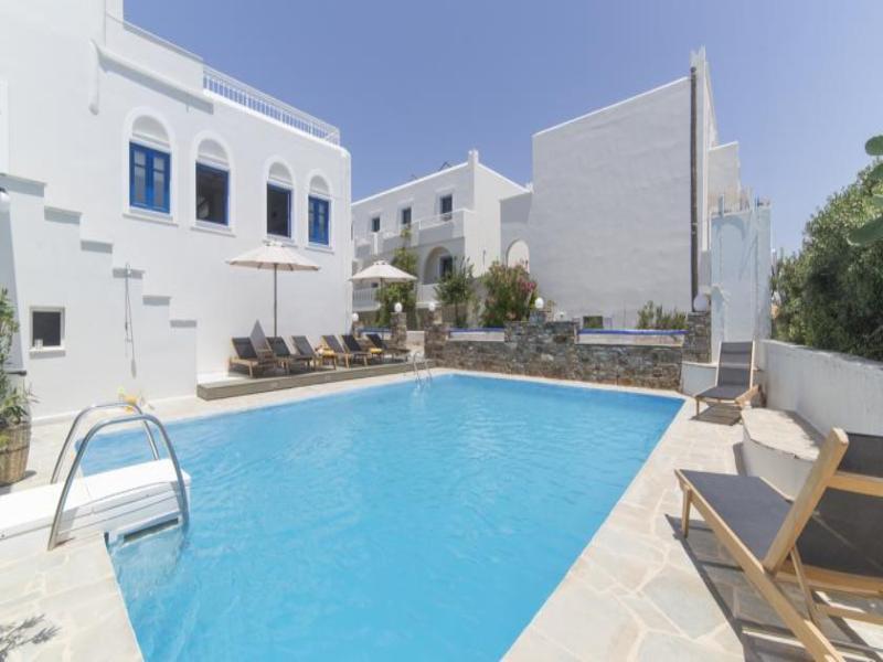 Semeli Hotel Naxos - Pool - 1