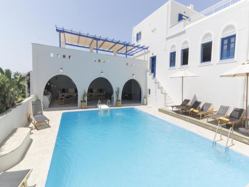 Semeli Hotel Naxos - Pool - 8