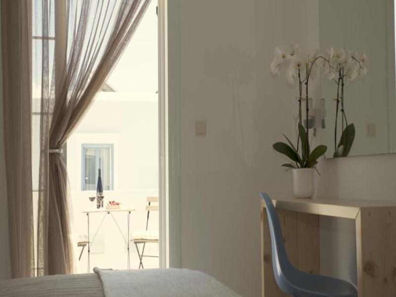Semeli Hotel Naxos - Room - 0