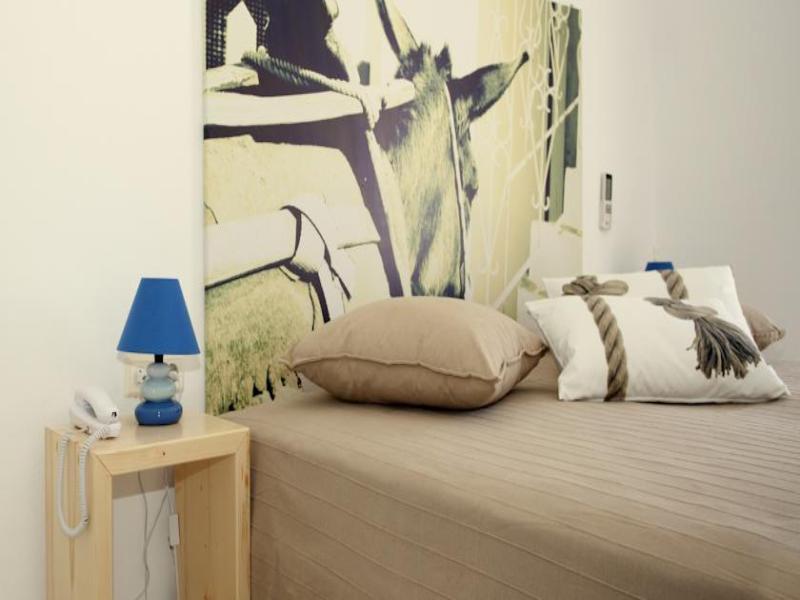 Semeli Hotel Naxos - Room - 7
