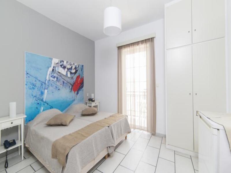 Semeli Hotel Naxos - Room - 6