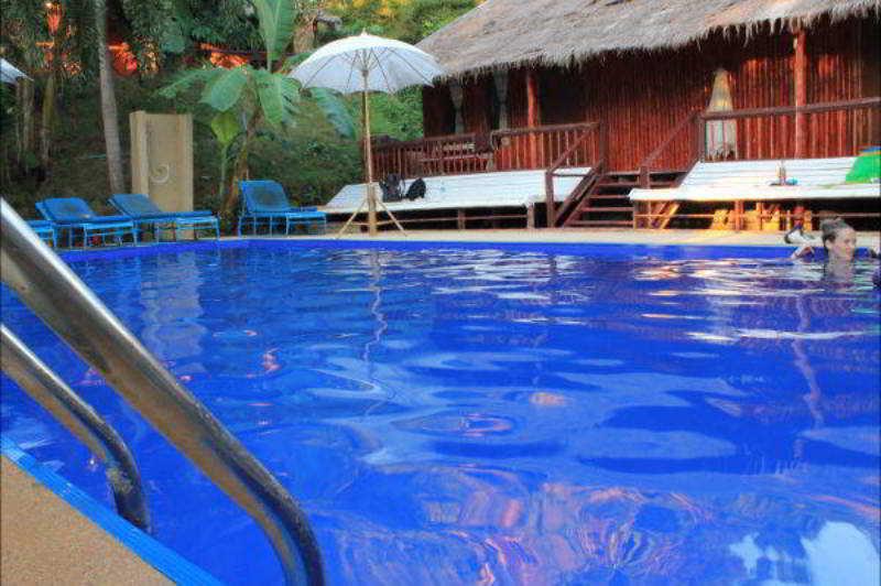 Bamboo Moutatin View Resort - Pool - 9