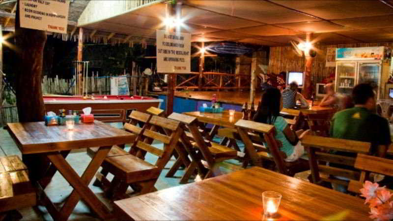Bamboo Moutatin View Resort - Restaurant - 3