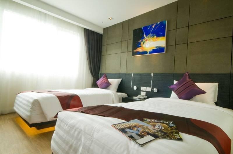 The Park Residence @ Bangkok - Room - 8