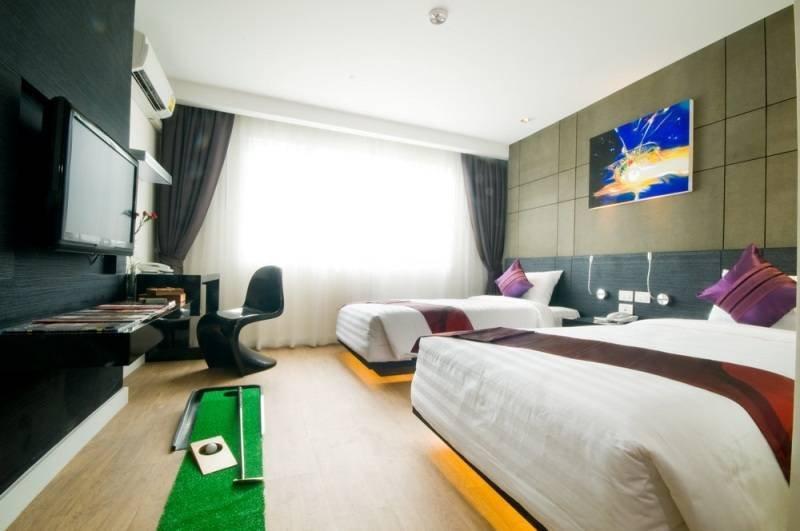 The Park Residence @ Bangkok - Room - 7