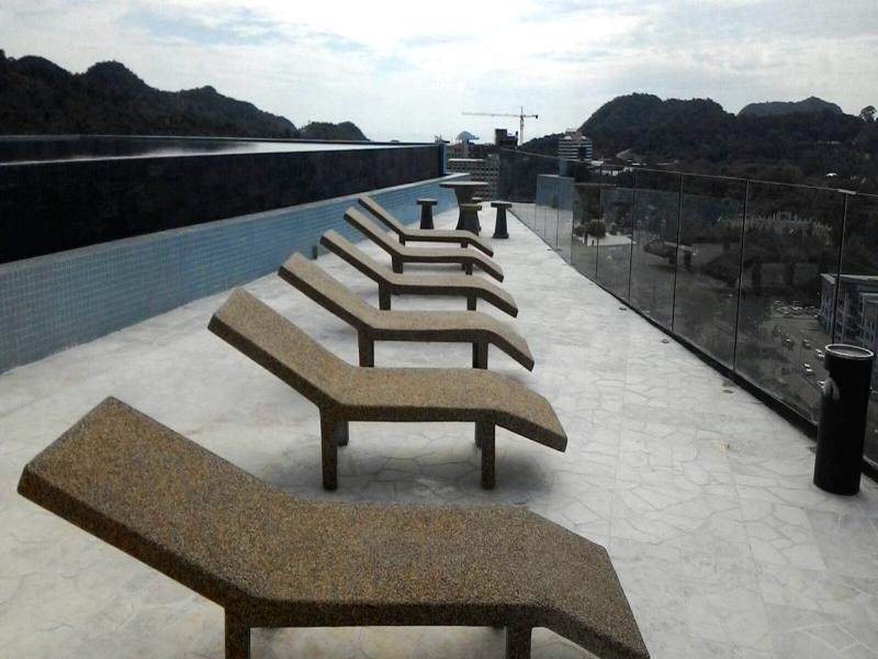 Terrace My Hotel