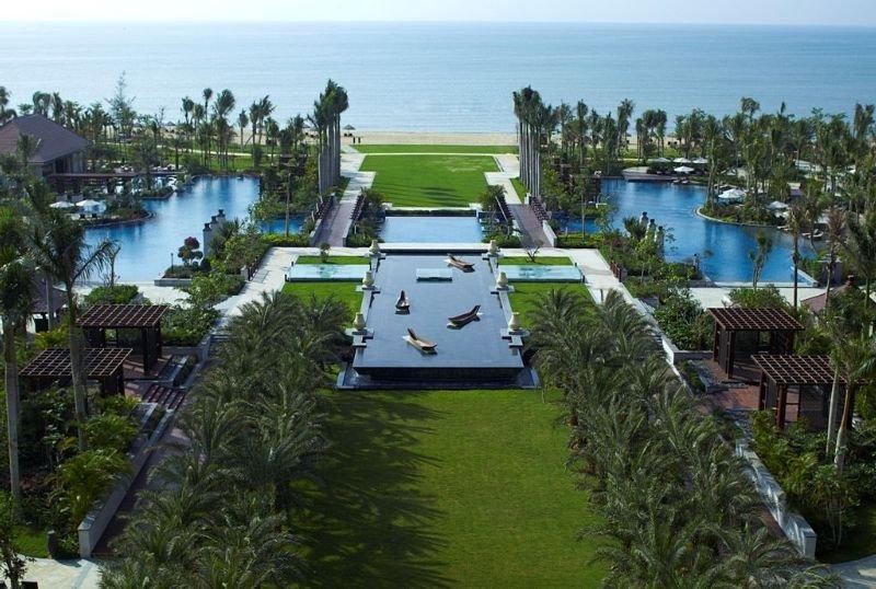 General view Renaissance Sanya Resort & Spa