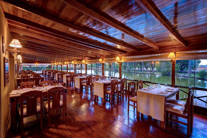 Restaurant El Lago Estelar