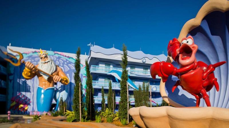 Hotel Disney Art of Animation Resort Foto 10