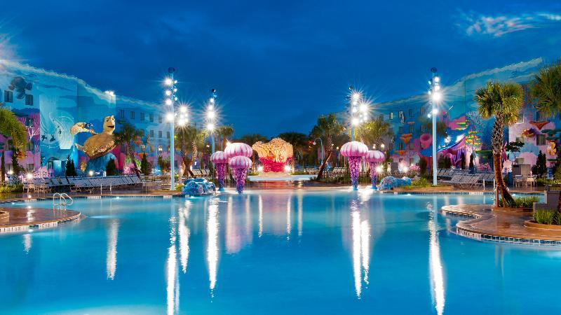 Hotel Disney Art of Animation Resort Foto 6