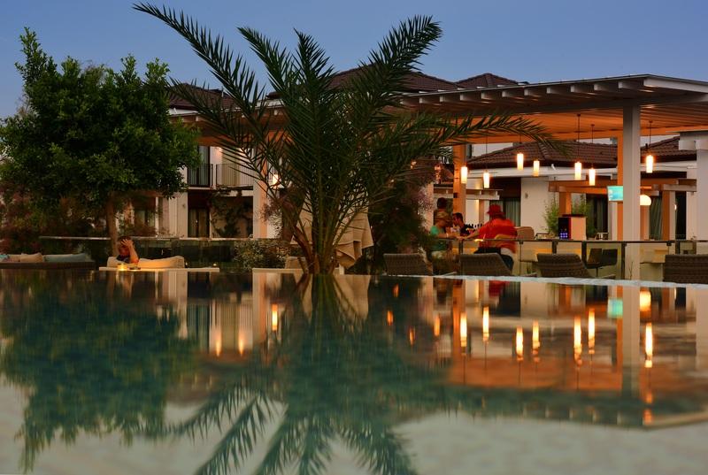 General view Jiva Beach Resort Fethiye