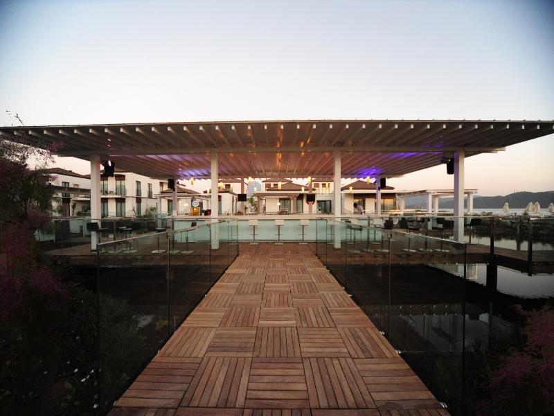 Bar Jiva Beach Resort Fethiye