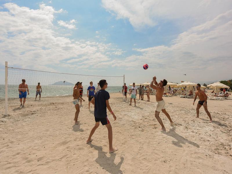 Sports and Entertainment Jiva Beach Resort Fethiye