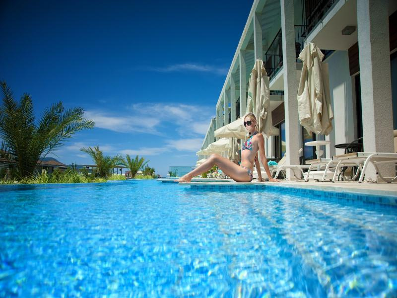 Pool Jiva Beach Resort Fethiye