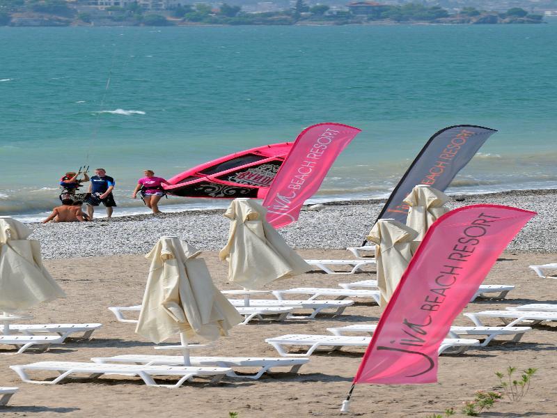Beach Jiva Beach Resort Fethiye