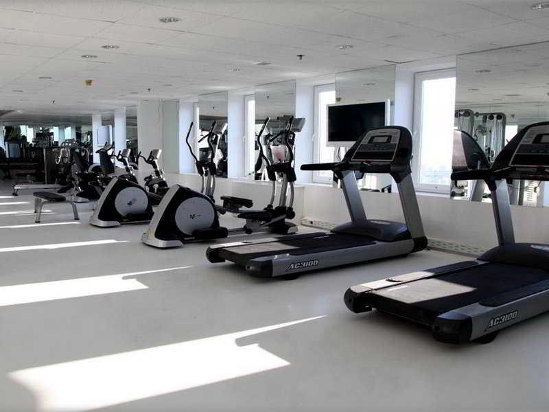 Hepkon Tower Hotel - Sport - 2