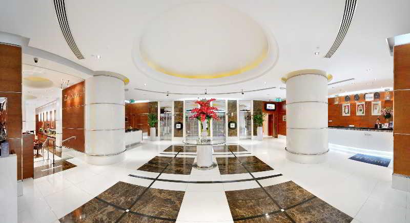 Lobby Ramada Sharjah