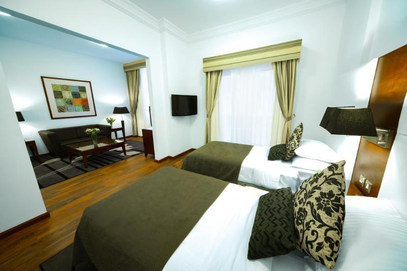 Room Ramada Sharjah