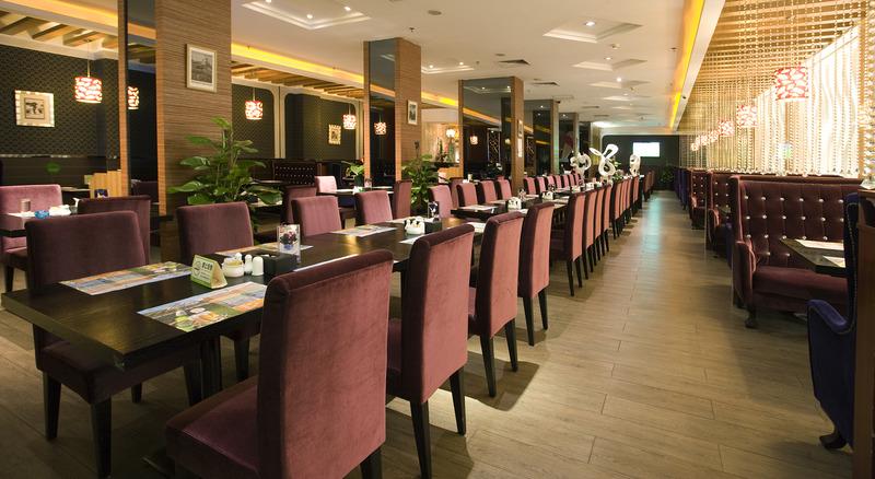 Pengker Deluxe Collection(Heping) - Restaurant - 9