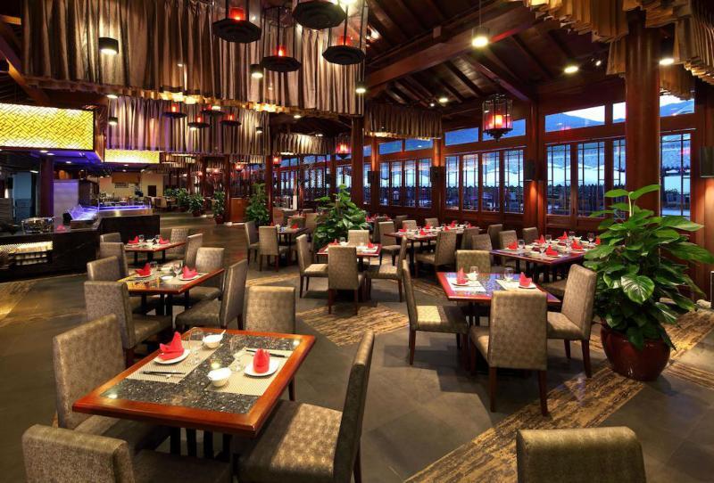 Huayu Resort & Spa Yalong Bay - Restaurant - 3