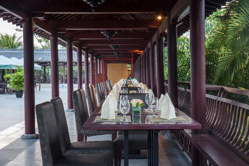 Huayu Resort & Spa Yalong Bay - Restaurant - 14