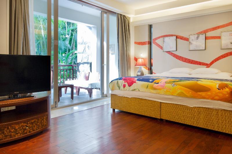 Huayu Resort & Spa Yalong Bay - Room - 11