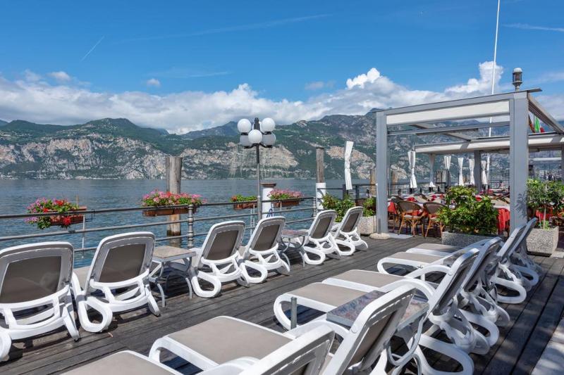 General view Hotel Malcesine