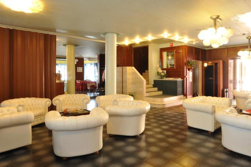 Lobby Hotel Malcesine