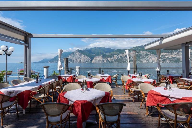 Terrace Hotel Malcesine
